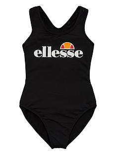 ellesse-younger-girls-wilima-swimsuit-black