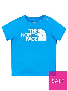 the-north-face-infant-boys-easy-t-shirt-blue