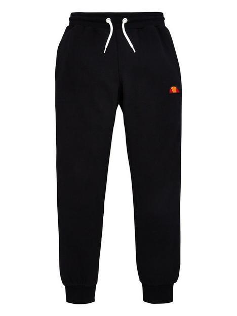 ellesse-older-boys-colino-joggers-black