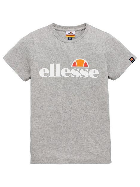 ellesse-older-boys-malia-short-sleeve-t-shirt-grey