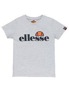 ellesse-younger-boys-malia-t-shirt-white