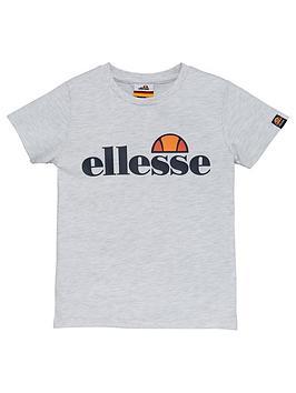 ellesse-younger-boys-malia-t-shirt-white