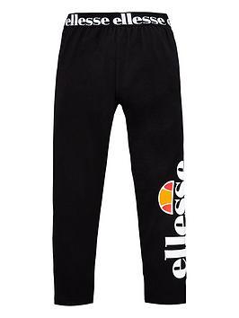 ellesse-younger-girls-fabi-leggings-black