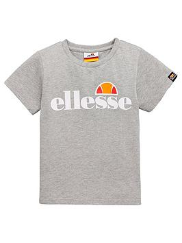 ellesse-younger-girls-jena-t-shirt-grey