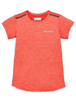 columbia-girls-tech-trektrade-short-sleeve-t-shirt-coral