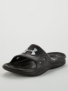 under-armour-locker-iii-slider-black
