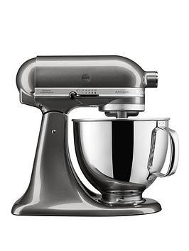 Kitchenaid Ksm125Bqg Artisan Stand Mixer - Liquid Graphite