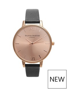 olivia-burton-olivia-burton-gold-sunray-big-dial-grey-leather-strap-ladies-watch