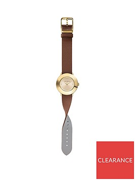 ted-baker-ted-baker-gold-dial-brown-and-grey-reversible-ladies-strap-ladies-watch