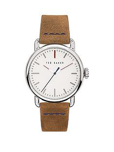 ted-baker-ted-baker-cream-and-silver-detail-dial-tan-leather-strap-watch