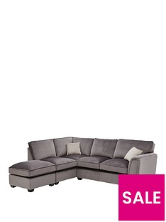 odion-fabric-left-hand-corner-chaise-standard-back-sofa-with-footstool