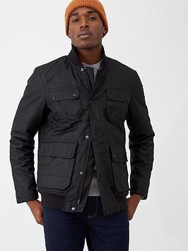 barbour-international-edhill-wax-jacket-black