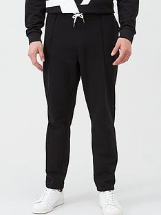 armani-exchange-ax-logo-joggers-black