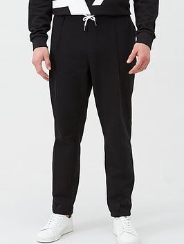 armani-exchange-ax-logo-joggers-black