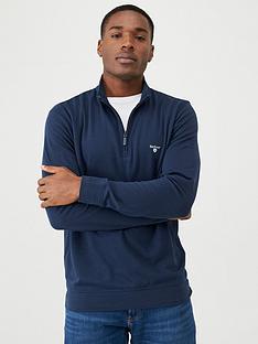 barbour-batten-sweater-navy