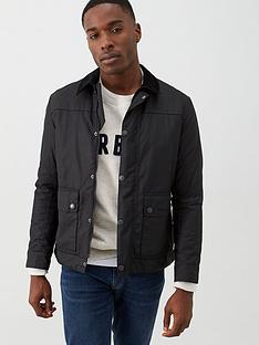 barbour-bodmin-wax-jacket-black