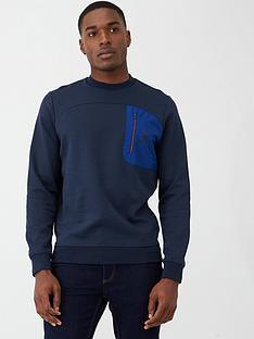 barbour-strom-force-skiff-sweatshirt-navy