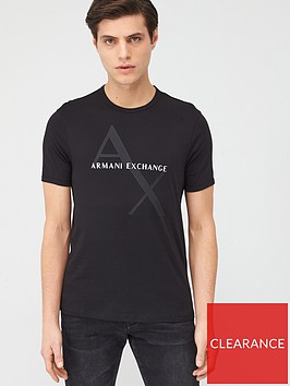 armani-exchange-ax-tonal-logo-t-shirt-black