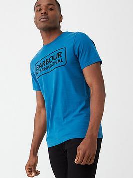 barbour-international-essential-large-logo-t-shirt-aqua