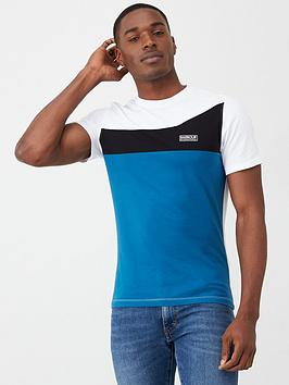 barbour-international-steering-colour-block-t-shirt-whiteblackteal