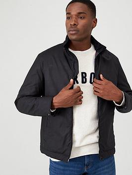 barbour-barnby-wax-jacket-black