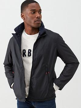 barbour-bennet-wax-jacket-navy
