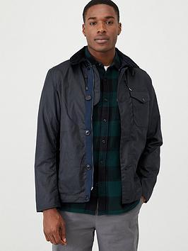 barbour-bunt-wax-jacket-black