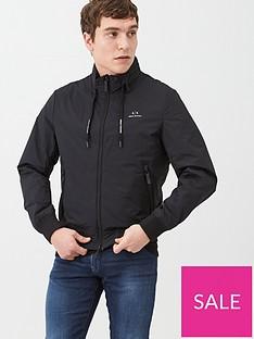 armani-exchange-water-resistant-backpack-jacket-navy