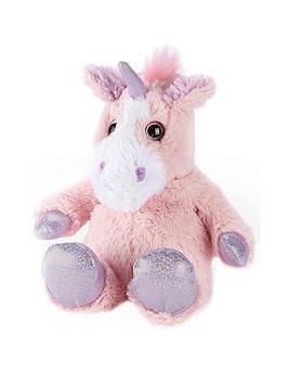 warmies-heatable-unicorn-pink