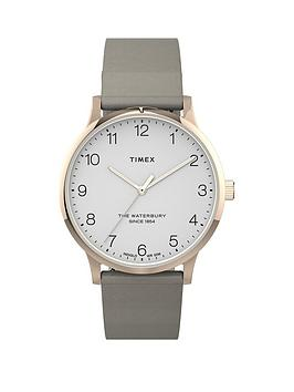 timex-timex-waterbury-white-and-rose-gold-detail-36mm-dial-tan-leather-strap-watch