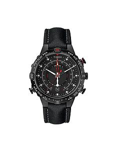 timex-timex-allied-tide-temp-and-compass-black-dial-black-fabric-strap-watch