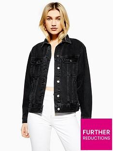topshop-denim-jacket-black