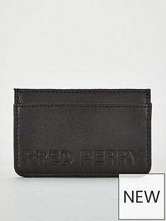 fred-perry-embossed-pu-billfold-wallet
