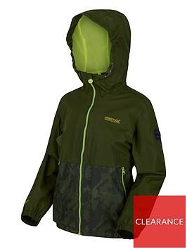 regatta-boys-haskell-camo-jacket-khaki
