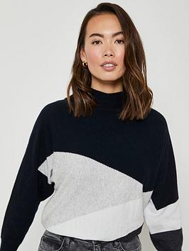 mint-velvet-blocked-asymmetric-batwing-knit-jumper-multi