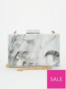 v-by-very-kite-resin-box-clutch-white