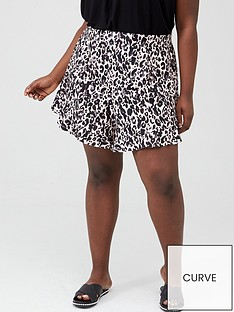 v-by-very-curve-crepe-flippy-shorts-animal