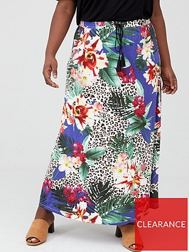 v-by-very-curve-jersey-maxi-skirt-blue-floral-animal