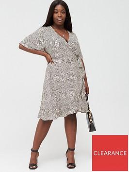 v-by-very-curve-printed-jersey-tea-dress