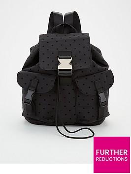 v-by-very-fabia-nylon-backpack-black