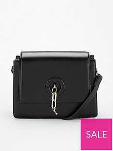 v-by-very-pippa-metal-trim-cross-body-bag-black