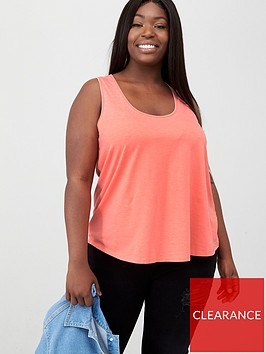 v-by-very-curve-cami-swing-vest-coral