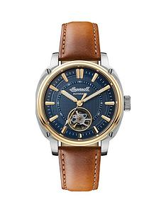 ingersoll-ingersoll-director-blue-and-gold-detail-skeleton-eye-automatic-dial-tan-leather-strap-watch