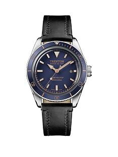 ingersoll-ingersoll-trenton-limited-edition-swiss-made-blue-and-rose-gold-detail-date-dial-black-leather-strap-watch