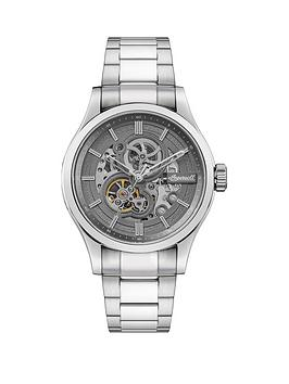 ingersoll-ingersoll-armstrong-grey-and-silver-detail-skeleton-automatic-dial-stainless-steel-bracelet-watch
