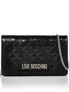 love-moschino-quilted-logo-cross-body-bag-black