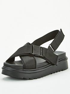 v-by-very-madina-wide-fit-sporty-hiking-sandal-black