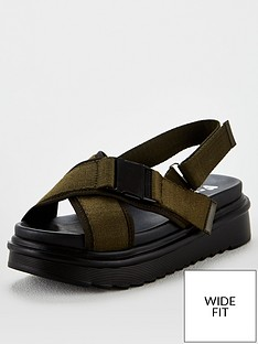 v-by-very-madina-wide-fit-sporty-hiking-sandals-khaki