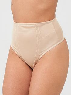pour-moi-hourglass-firm-control-thong-caramel