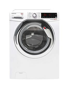 hoover-wdxoa496ahw-9kg-wash-6kg-dry-1400rpm-spin-washer-dryer-whitechrome